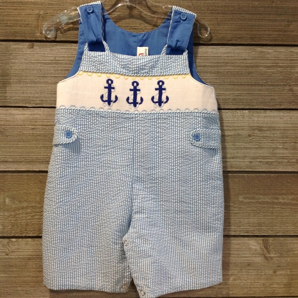 Other - Boy's smocked